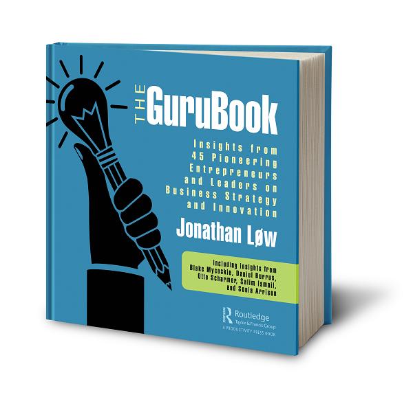 Ny bogudgivelse – The GuruBook